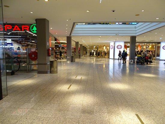 Einkaufszentrum Sillpark