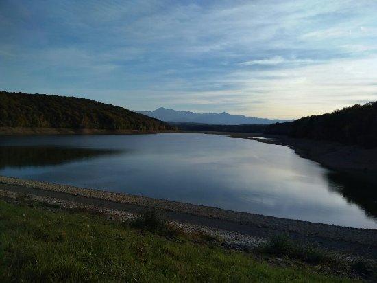Lac de l'Arrêt-Darré