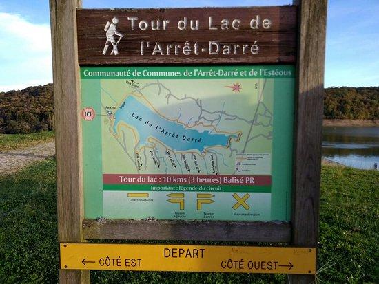 Hautes-Pyrenees, Frankreich: Lac de l'Arrêt-Darré