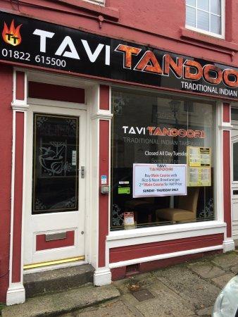 Tavistock, UK: West St tandoori