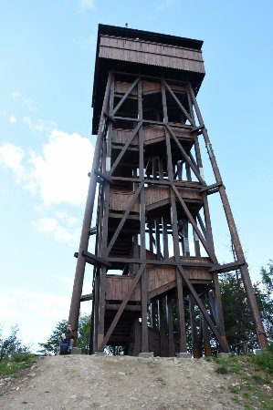 Luban mountain viewing tower