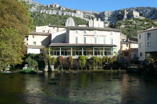 Fontaine de Vaucluse, Γαλλία: HOSTELLERIE LE CHATEAU