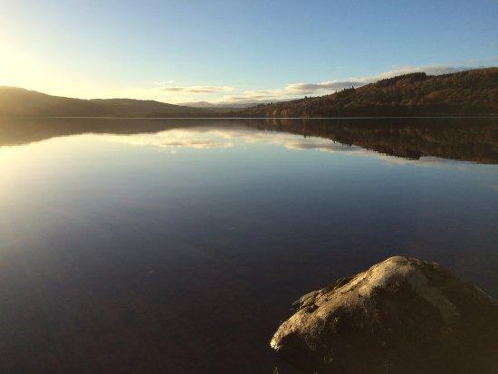 Drumnadrochit, UK: Loch Meiklie, The Scottish Highlands