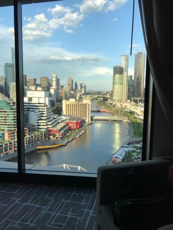 Pan Pacific Melbourne: My stay 21/11.