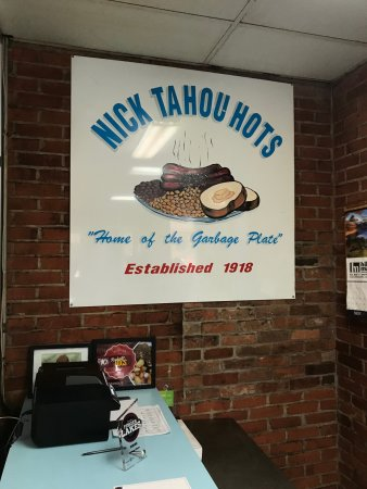 Nick Tahou Hots: The original