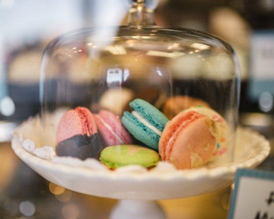 Bel Air, MD: french macaron display