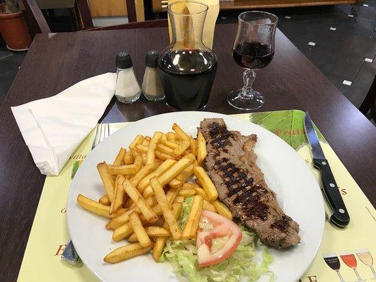 Restaurant Orly Rue Du Bas Marin