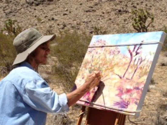 Twentynine Palms, CA: We have a variety of art workshops for adults and children