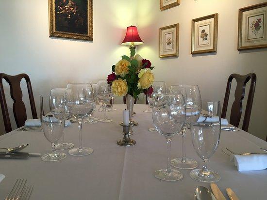 Pohara, Nuova Zelanda: Dining Room