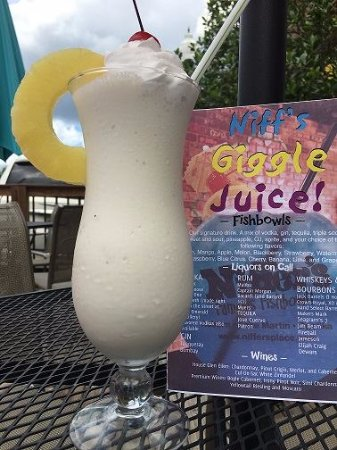 Niffer's Place: We have tons of signature drinks to choose from!