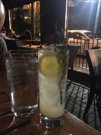 Peach next door with vodka was amazing picture of south for South city kitchen midtown atlanta ga 30309