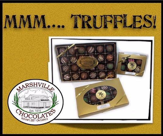 Wainfleet, Canada: Marshville Truffles