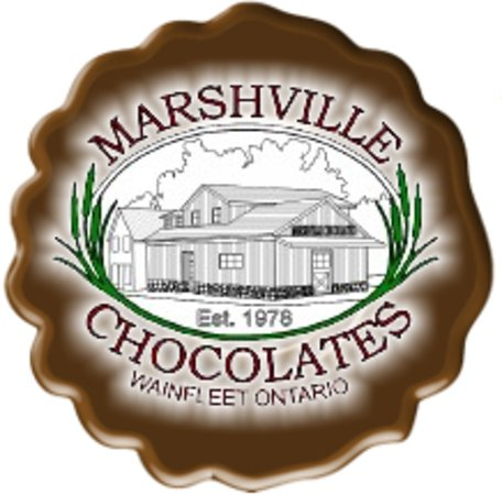 Wainfleet, Canada: Marshville Chocolates