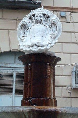 Fontana della Scapigliata