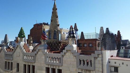 Bilde fra Hotel Gaudi