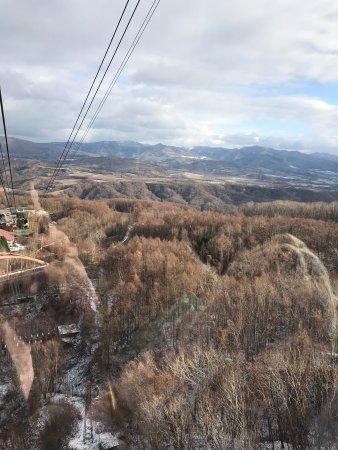 日本壯瞥町: 有珠山纜車