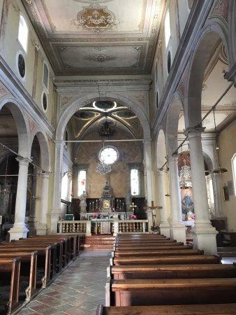 Motovun, Kroatia: Interior