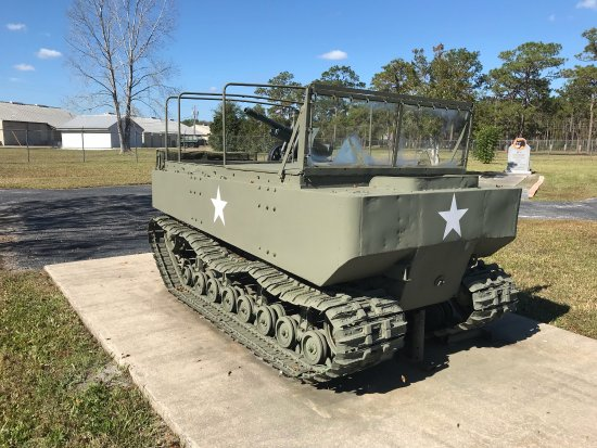 Starke, FL: Camp Blanding Museum and Memorial Park