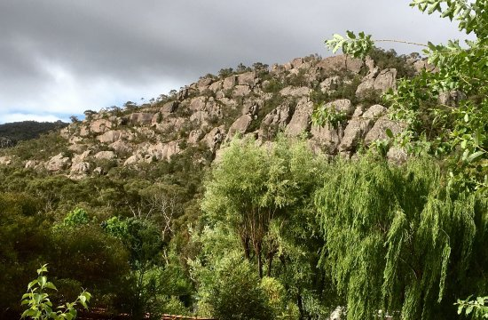 Halls Gap Lakeside Tourist Park: Had a fabulous time in this park. Very clean and well maintained. Excellent service and very fri