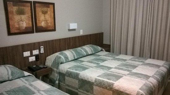Nova Odessa, SP: Apartamento é arrumado e tem duas camas