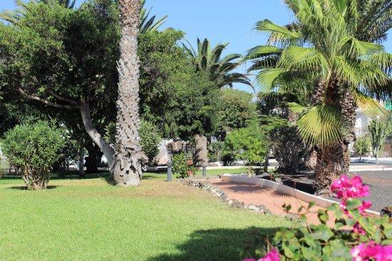 H10 Ocean Suites: Landscaped Gardens