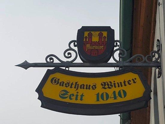 Sankt Georgen ob Murau, Österreich: Gasthaus Winter