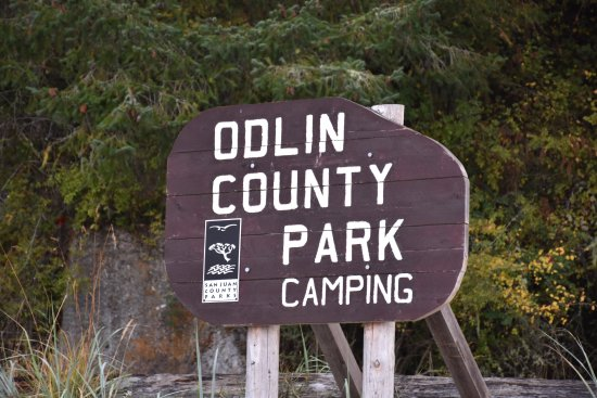 Lopez Island, WA: Odlin County Park