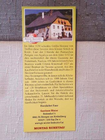 Sankt Georgen ob Murau, Österreich: Geschichte - kurz erzählt