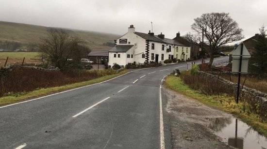 Sedbergh, UK: Moorcock Inn
