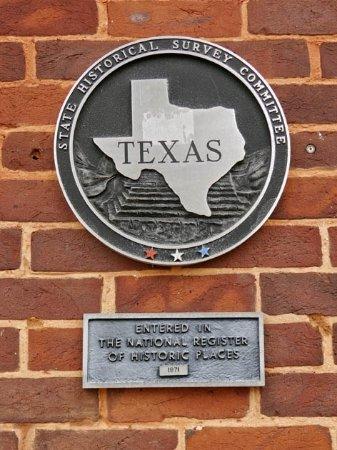Nacogdoches, Τέξας: a landmark