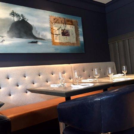 Kensington Riverside Inn: Oxbow Restaurant