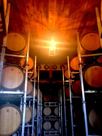 Langley City, Canadá: In the cellar