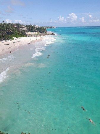 Union Hall, Barbados: Crane Beach
