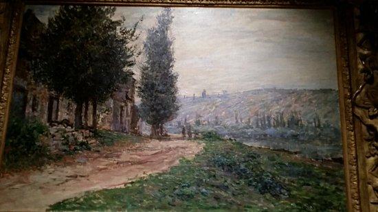 Norman, OK: Monet