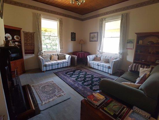 Geeveston, Australië: Communal Sitting Room