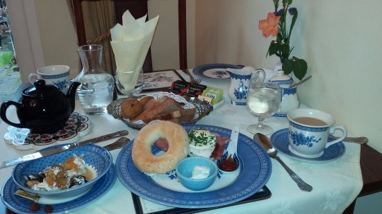 Rathview House B&B: Delicious Full Breakfast