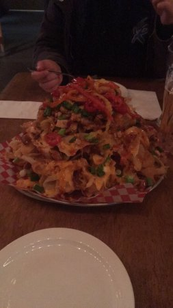Dream Catcher's Deli and Treats Ltd: Wanton Nachos