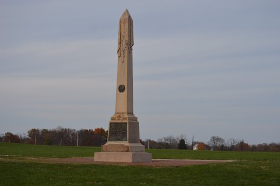 Sharpsburg, Мэриленд: Monument