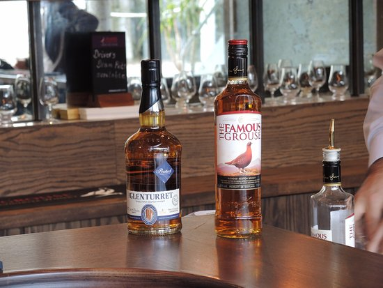 Crieff, UK: The Famous Grouse Experience
