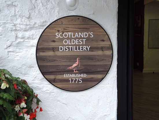 ‪‪Crieff‬, UK: The Famous Grouse Experience‬