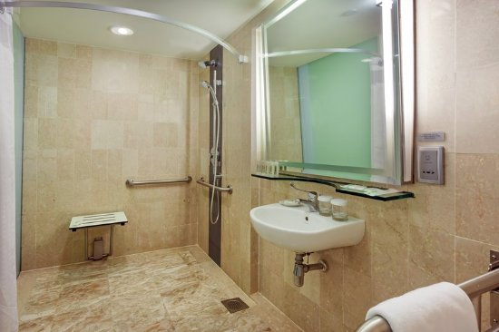 Holiday Inn Singapore Orchard City Centre: Wheelchair Accessible Bathroom