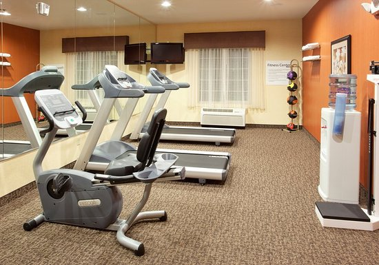24 hour fitness center at Holiday Inn Express & Suites Willows, CA