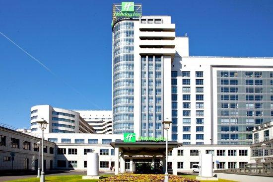 Holiday Inn St. Petersburg Moskovskiye Vorota: Hotel Exterior to Holiday Inn St. Petersburg - Moskovskye V.