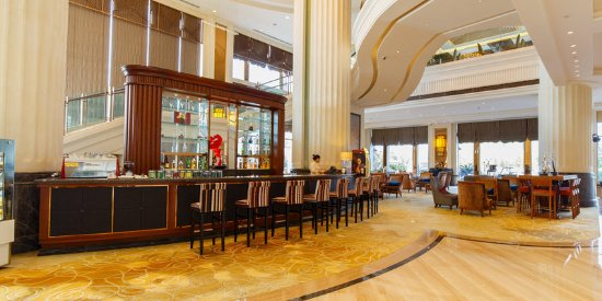 Nanchang, Kina: Lobby Bar