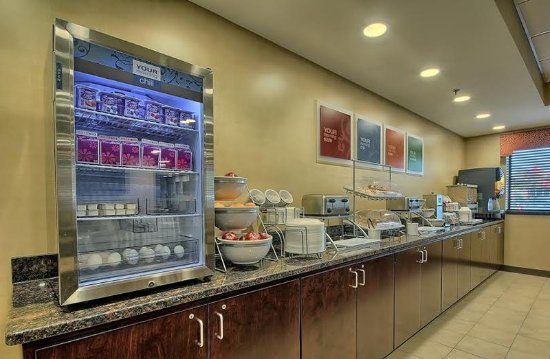 Comfort Inn & Suites: Breakfast