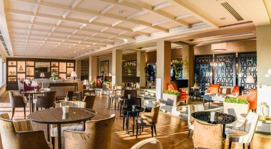 Montaione, Italy: Ecrù Lobby Bar