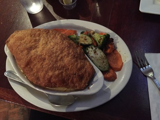 San Leandro, Californië: Huge portions, hearty food