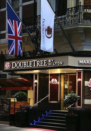 DoubleTree by Hilton Hotel London - Marble Arch: Exterior