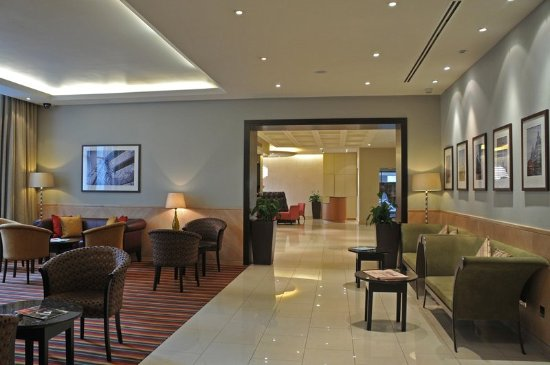 DoubleTree by Hilton Hotel London - Marble Arch: Lobby