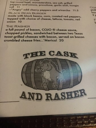 The Cask And Rasher: photo0.jpg